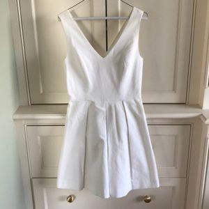 Joie white small dress